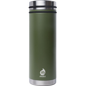 MIZU V7 - Recipientes para bebidas - with V-Lid 700ml Oliva